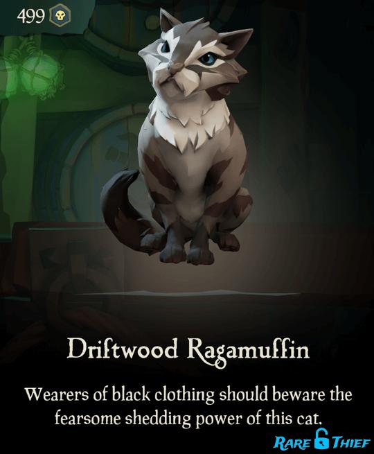 Driftwood Ragamuffin