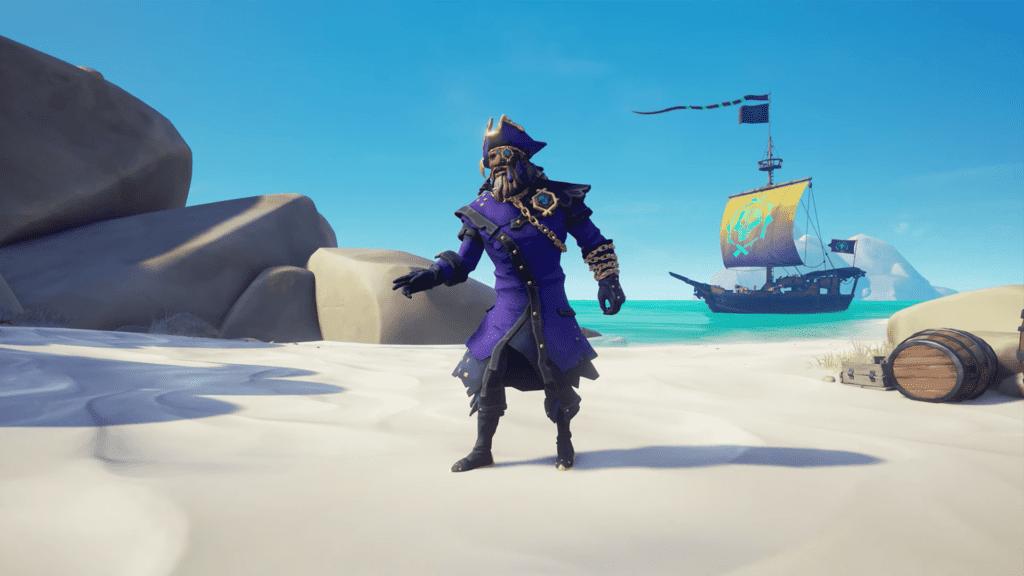 Pirate Legend