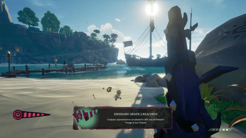 Emissary Voyage