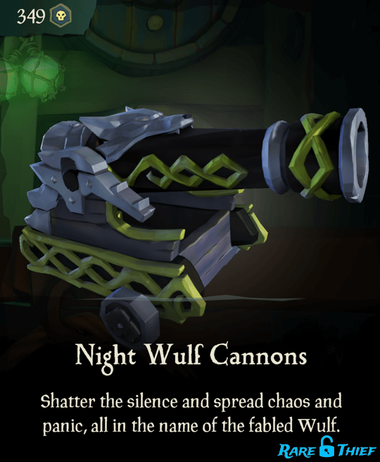 Night Wulf Cannons