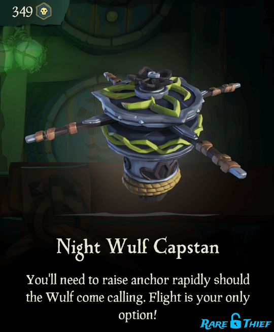 Night Wulf Capstan