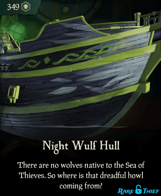 Night Wulf Hull