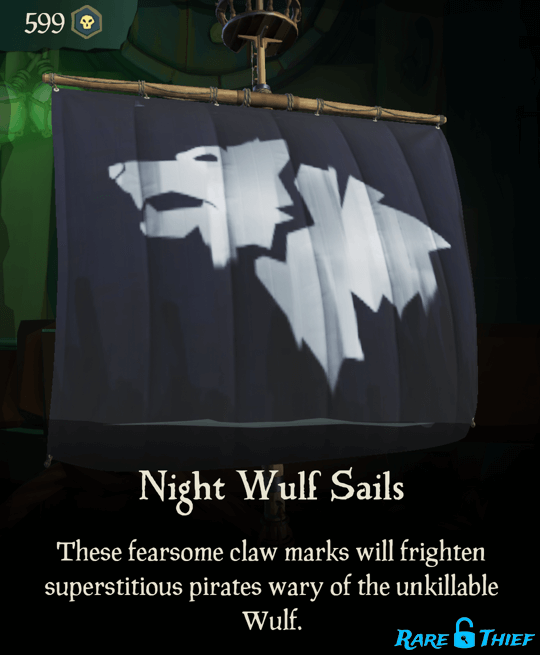 Night Wulf Sails