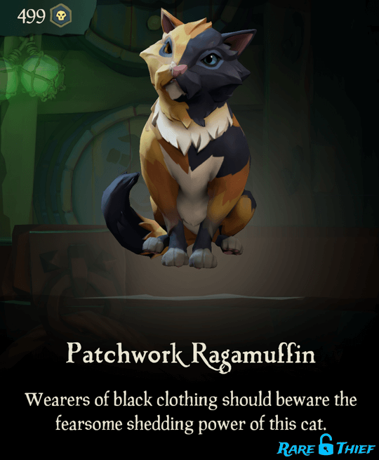Patchwork Ragamuffin