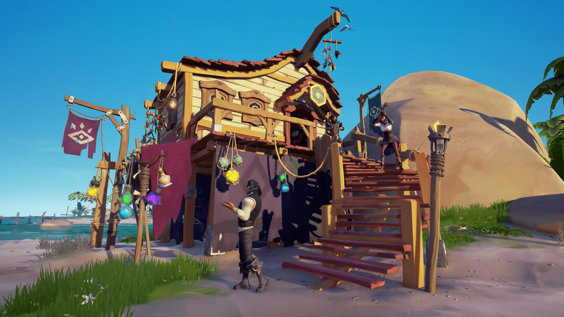 Pirate Emporium April Update