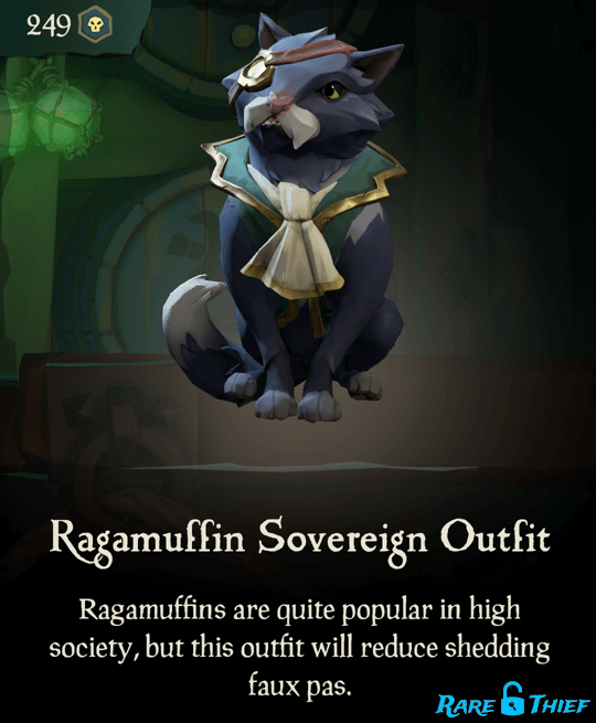 Ragamuffin Soverieng Outfit