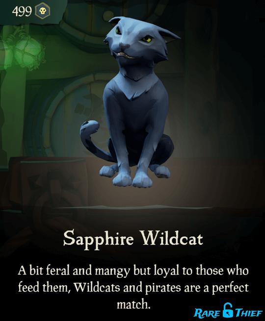 Sapphire Wildcat