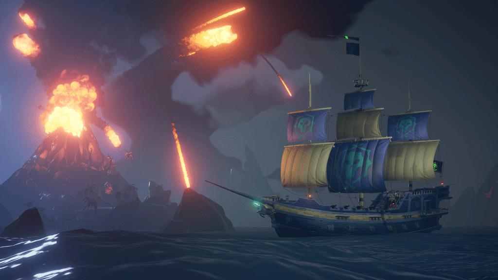 Athena's Fortune Ship Emissary