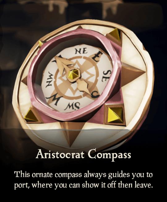 Aristocrat Compass
