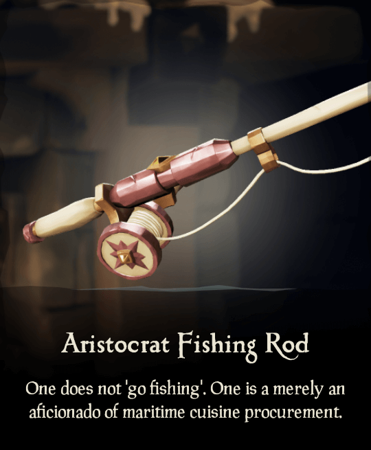 Aristocrat Fishing Rod