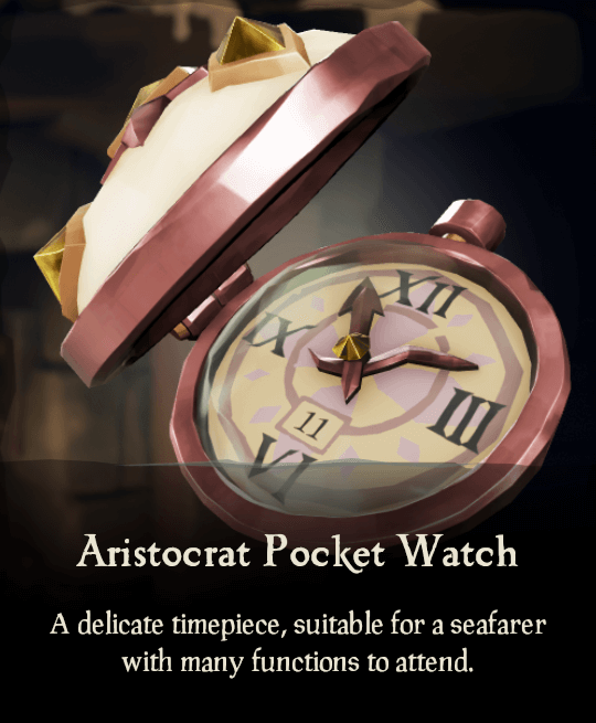 Aristocrat Pocket Watch