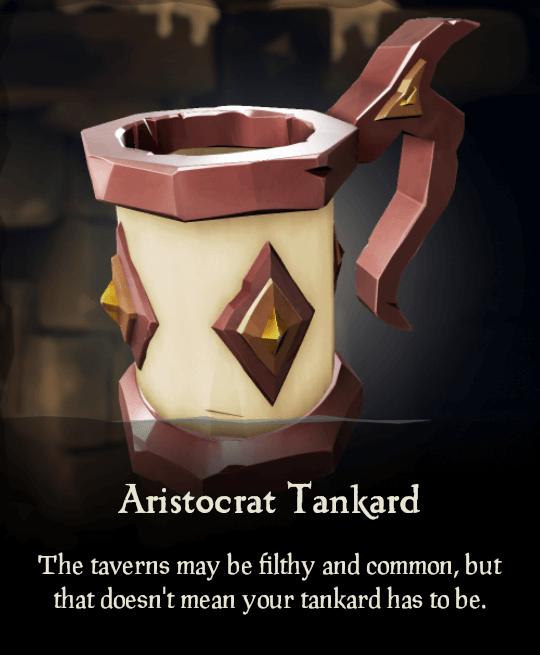 Aristocrat Tankard