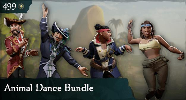 Animal Dance Bundle