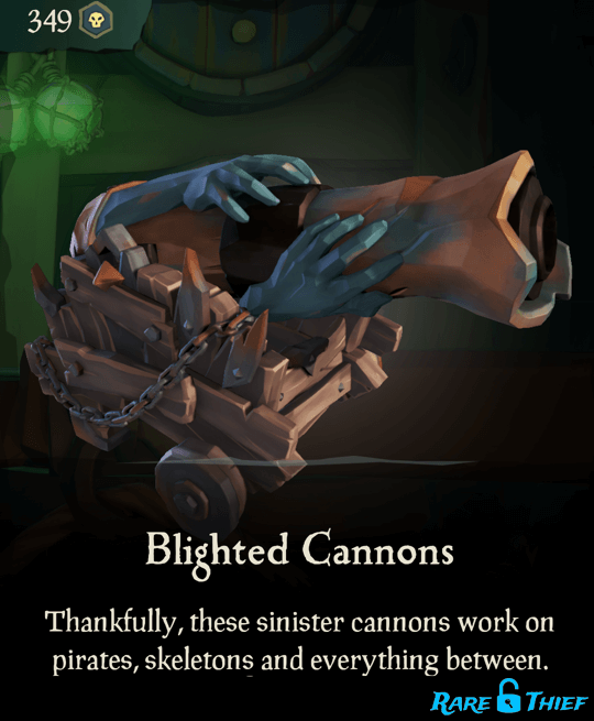 Blighted Cannons