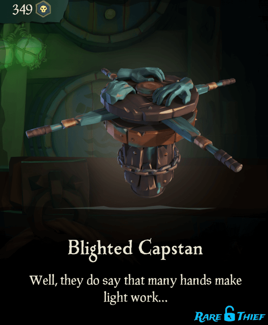 Blighted Capstan