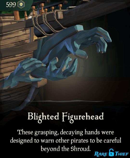 Blighted Figurehead