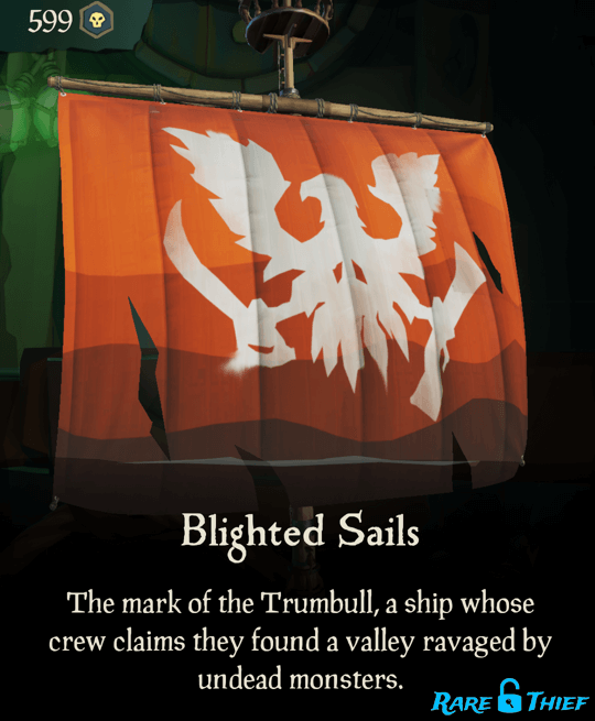 Blighted Sails