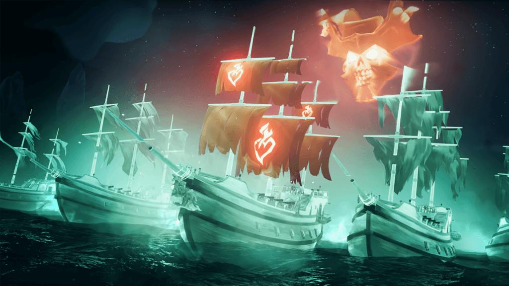 Ghost Ships Flameheart