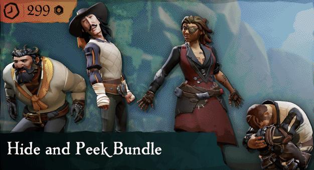 Hide and Peak Bundle