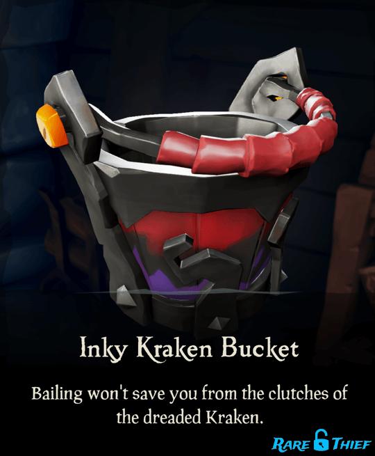 Inky Kraken Bucket