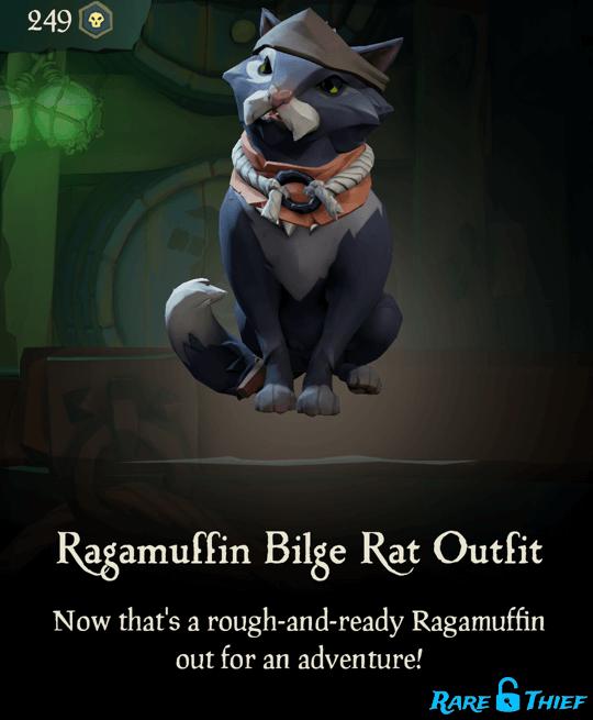 Ragamuffin Bilge Rat Outfit