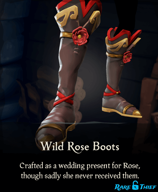 Wild Rose Boots