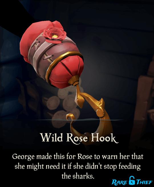 Wild Rose Hook