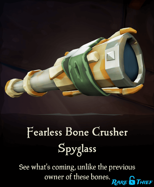 Fearless Bone Crusher Spyglass