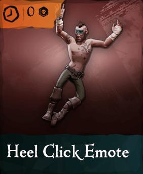 Heel Click Emote