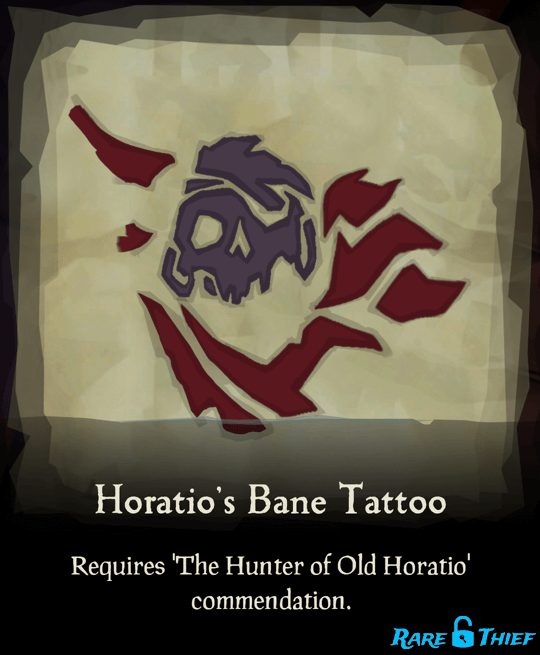 Horatio's Bane Tattoo