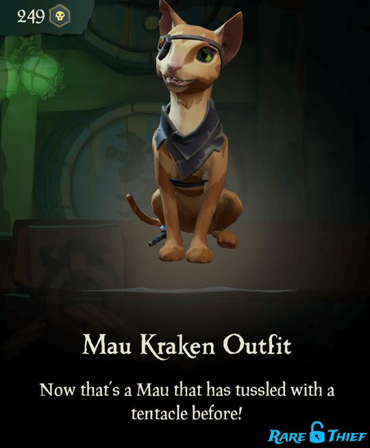 Mau Kraken Outfit