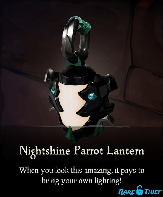 Nightshine Parrot Lantern