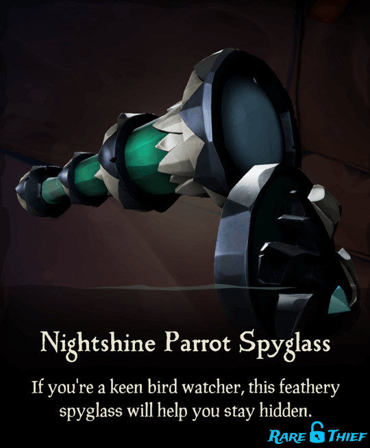 Nightshine Parrot Spyglass