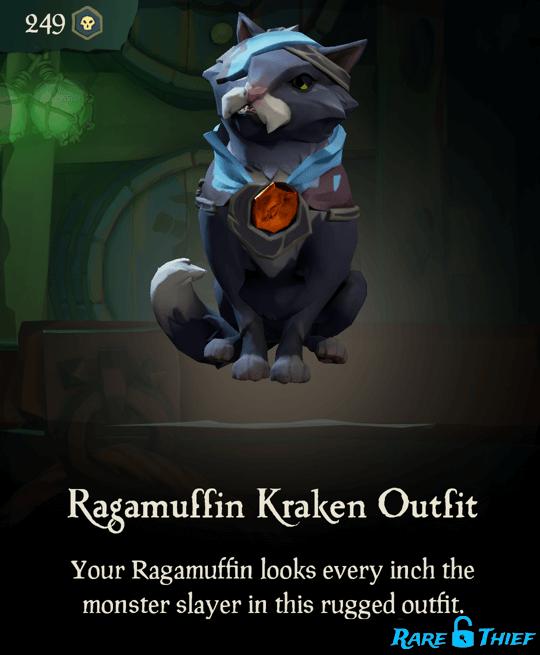 Ragamuffin Kraken Outfit