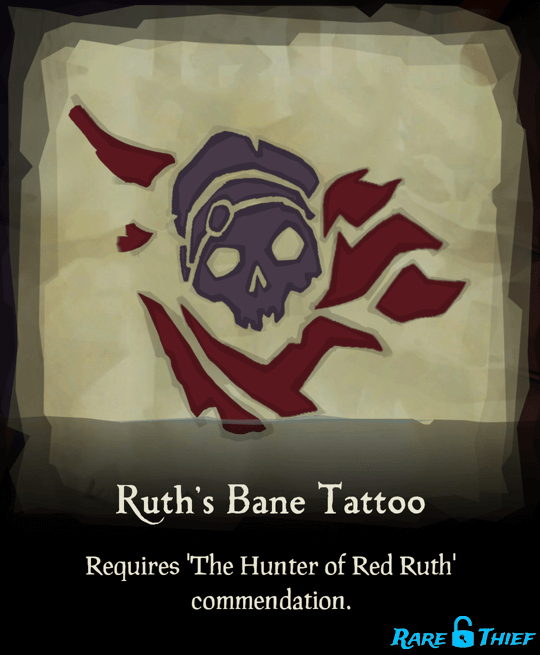 Ruth's Bane Tattoo