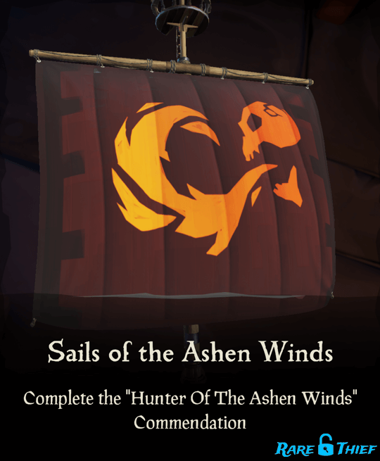 Sails of the Ashen Winds