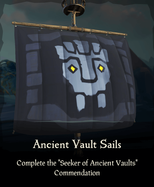 Ancient Vault Sails