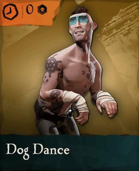 Dog Dance Emote