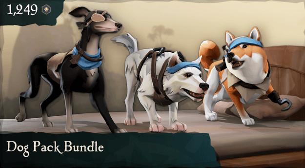 Dog Pack Bundle