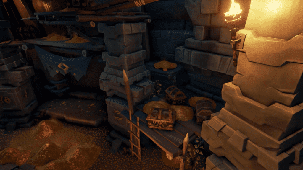 Sea of Thieves Vault of the Ancients