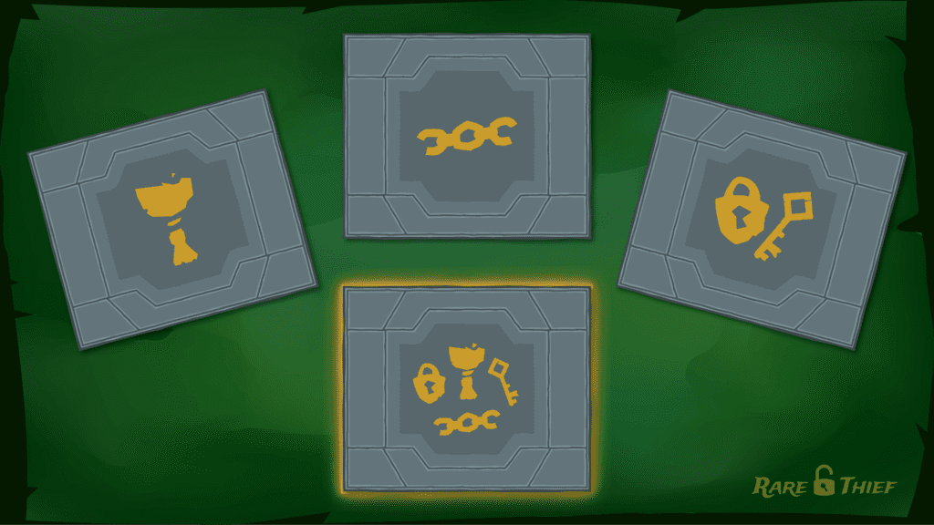 Treasure Vault Puzzle Solution