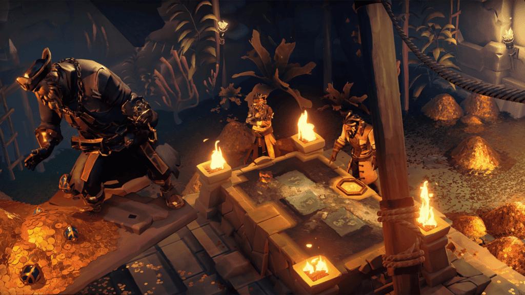 Treasure Vaults