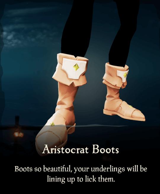 Aristocrat Boots
