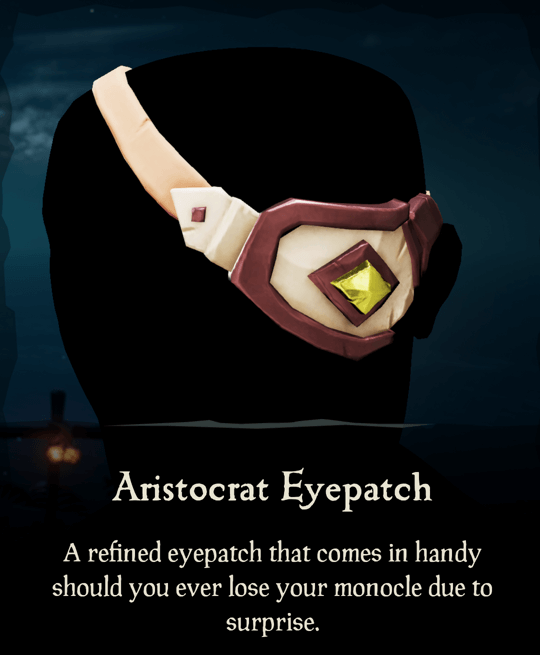 Aristocrat Eyepatch