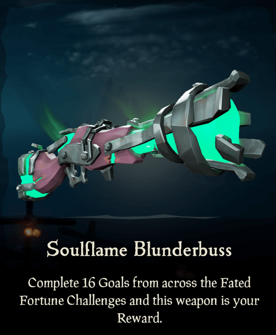 Soulflame Blunderbuss