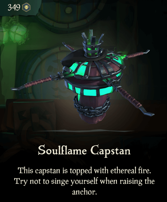 Soulflame Capstan