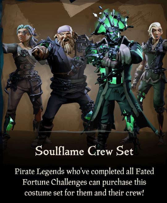 Soulflame Crew Set