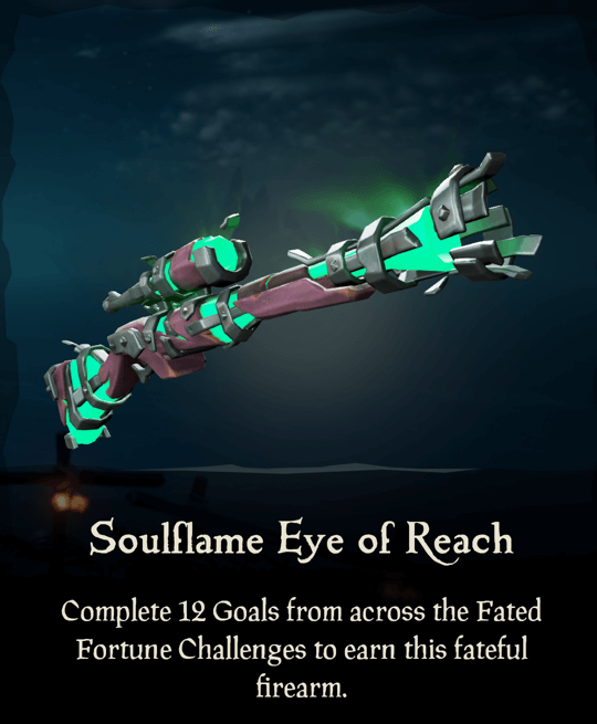 Soulflame Eye of Reach