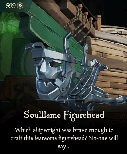 Soulflame Figurehead