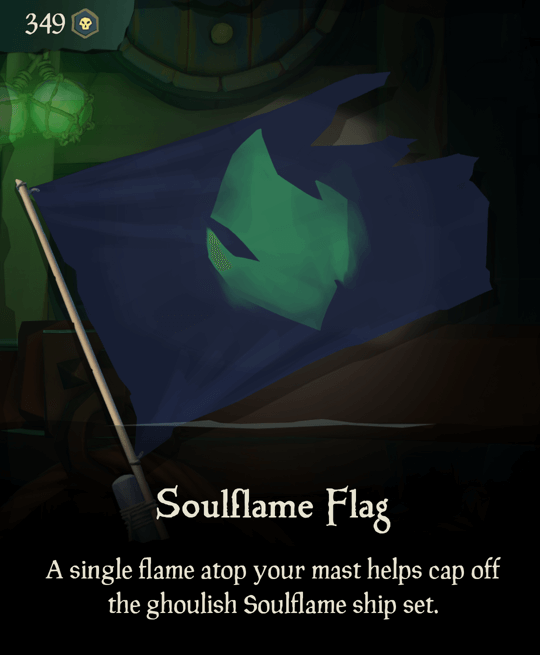 Soulflame Flag